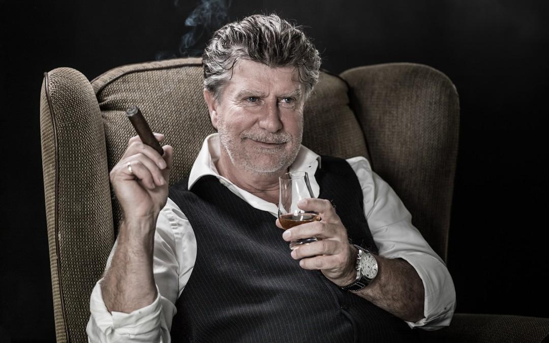 Auld Rare Whisky hemsidesfoto